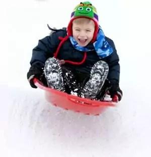 Kindvriendelijke wintersport in Oostenrijk