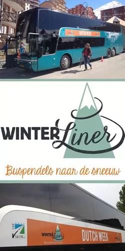 Winterliner Buspendel Wintersport
