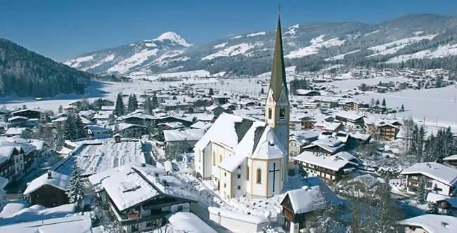 Wintersport, hotel en appartement in Kirchberg