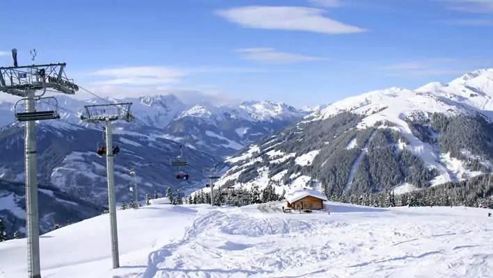 Sneeuwzekere wintersport Gerlos