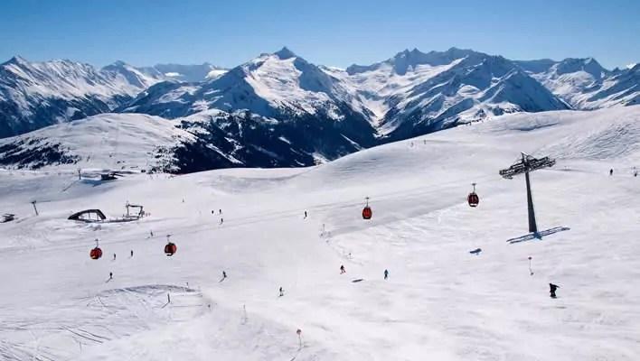 Top 10 skigebieden Oostenrijk