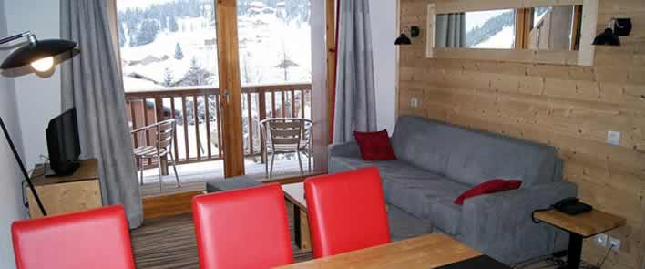 Korte skivakantie in Frankrijk, Les Saisies Espace Diamant