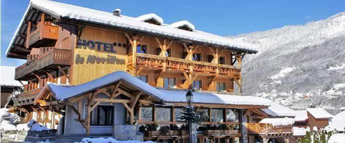 Korte skivakantie in Frankrijk Grand Massif