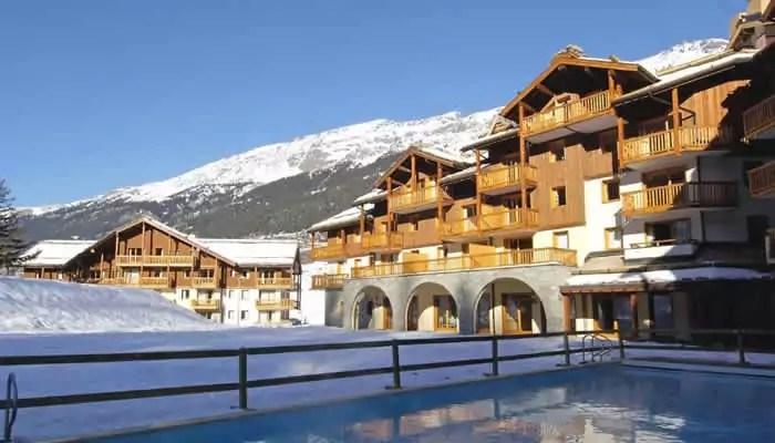Luxe appartementen Val Cenis