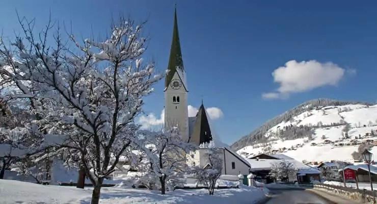 Authentieke dorpen in Ski Juwel
