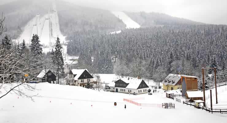 Neckermann Wintersport Tsjechië met de auto