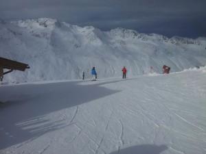 Marc Hollander Obergurgl met Sneeuwhoogte App
