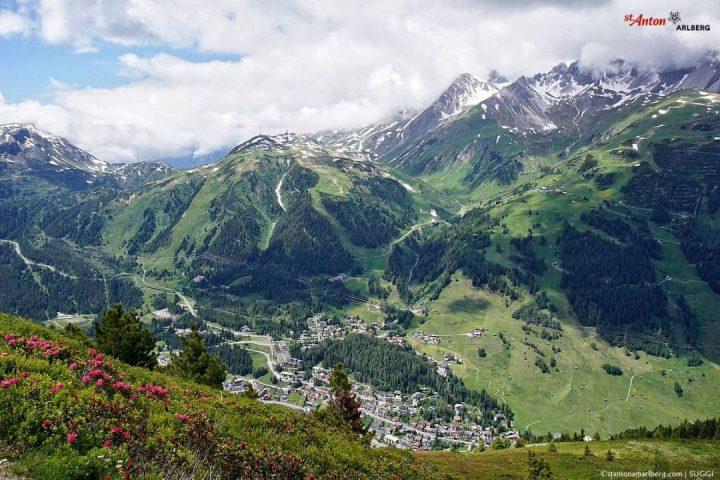 sensatie in Arlberg