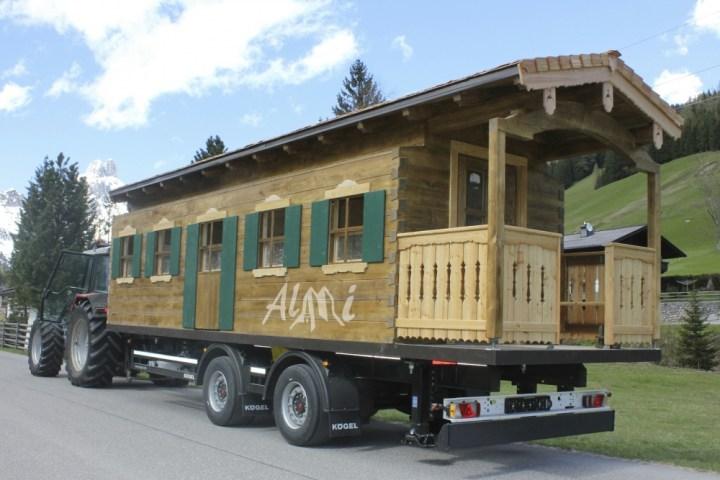 Almi bus - almcard
