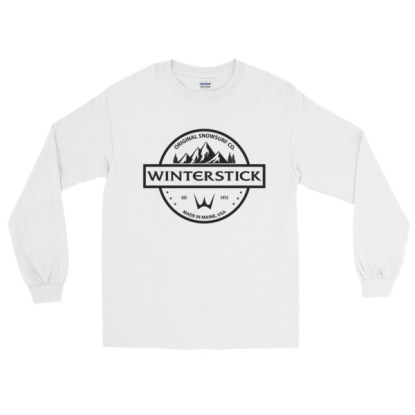 Winterstick Badge Long Sleeve T-Shirt