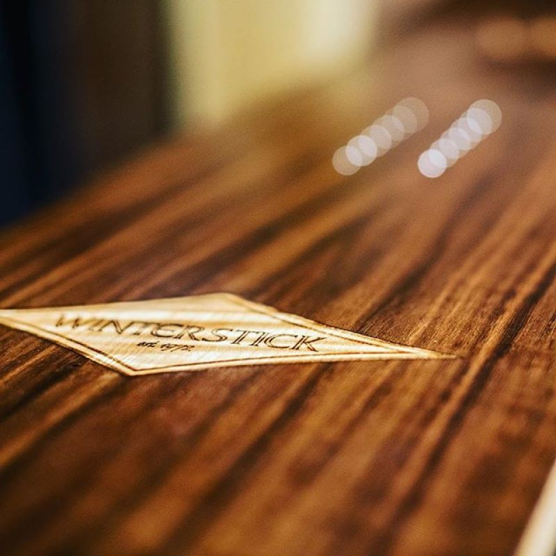 Beauty is in the details. #winterstick #handcrafted #snowboarding