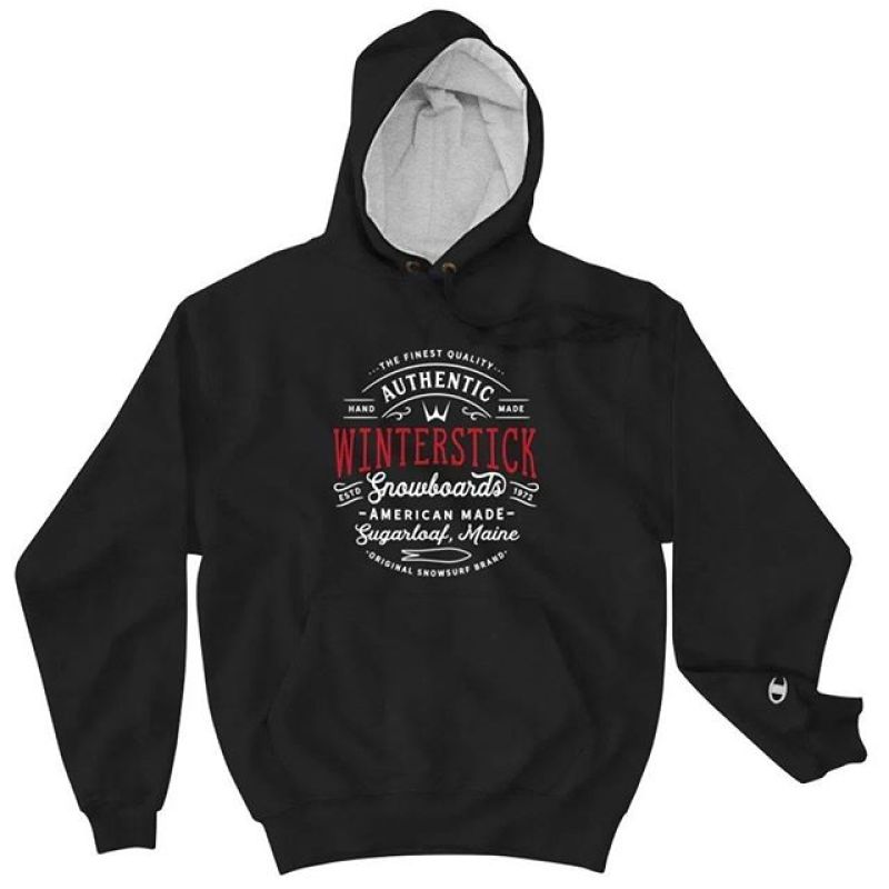 There's a chill in the air here in Maine, and that means it's Hoodie Season!  Get 20% off all hoodies and apparel through Labor Day at www.winterstick.com with the code: RIDEFREE #winterstick #snowboarding #artoftheturn