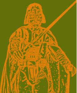 A.P. Astra, My Darth Vader. ArtForum Editions