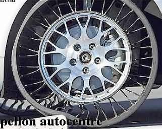 Michelin Tweels-airless tyres