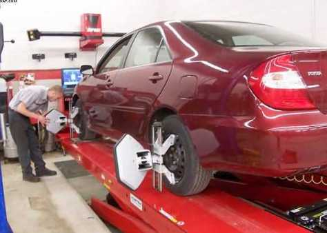 wheel alignment cost