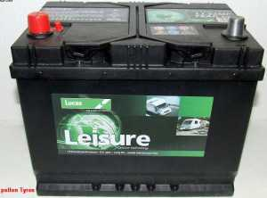 Leisure Battery Scheme