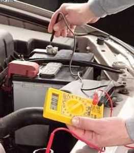 Car battery Fitting