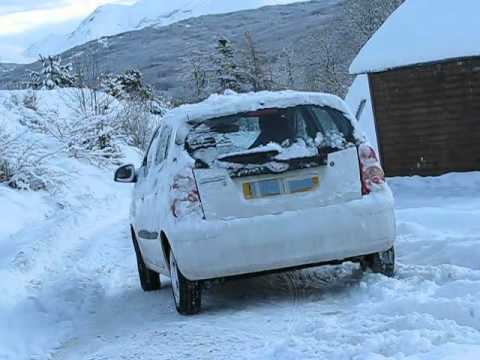 Effectiveness-Winter Tyres-Tyres to fit in the Frozen Britain
