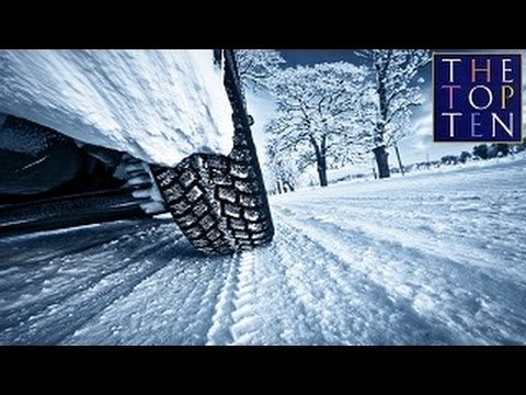 Top Ten Best Winter Tyres