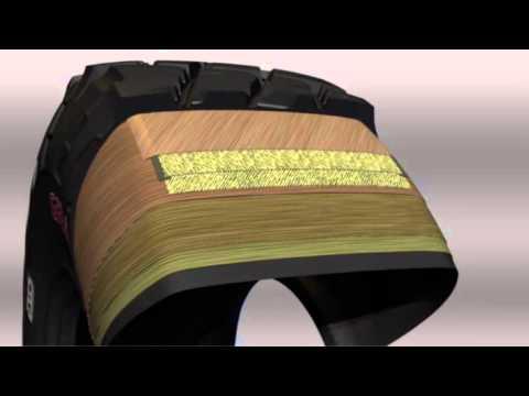 General Grabber tyres feature Duragen