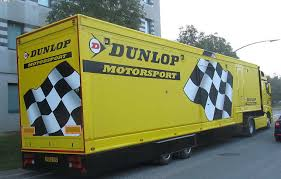 Michelin Race Truck
