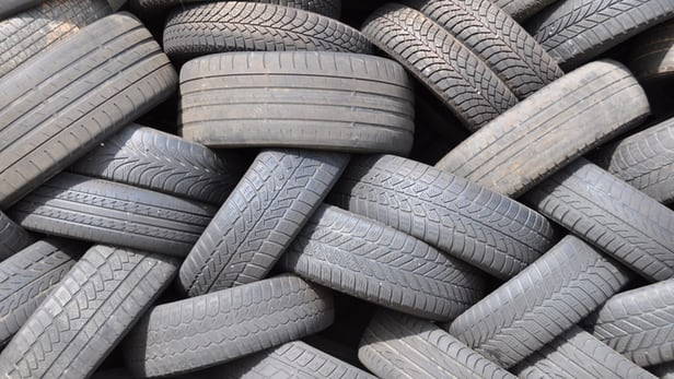 Waste Tyres Make Diesel Fuel-Old tires find new life as cleaner alternative to diesel