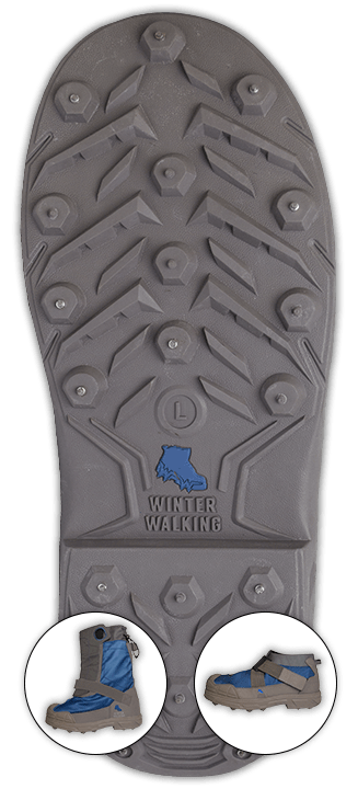 icegrips overshoe ice cleats