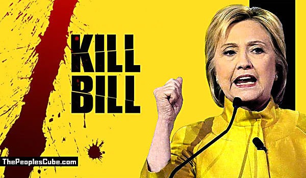 hillary kill bill