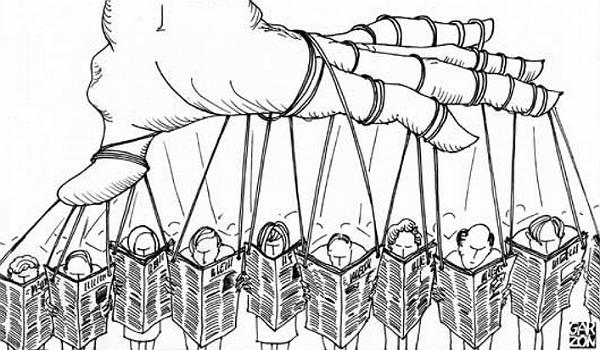 media puppet