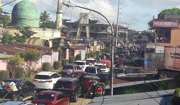Phillipines evacuation