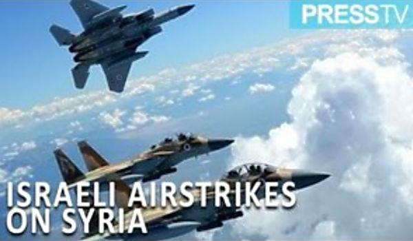 Israeli airstrikes on Syria