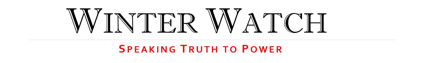 Winter Watch banner