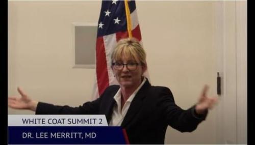 Dr Lee Merritt