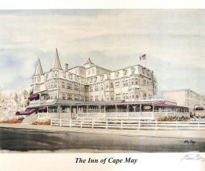 Inn of  Cape May Unframed Print