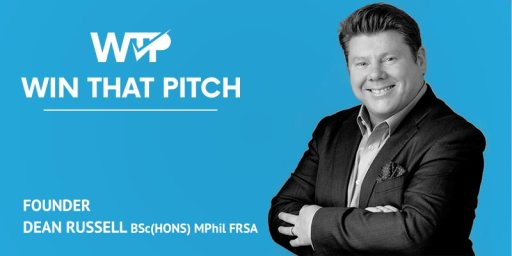 Win That Pitch Founder Dean Russell