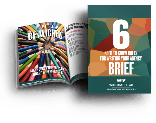 Win That Pitch EBook Writing Your Ideal Brief