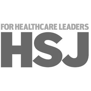 Health Service Journal Logo