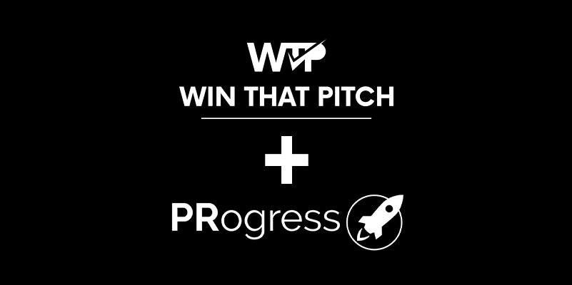 Win That Pitch and PRogress Partner to offer pitch workshops