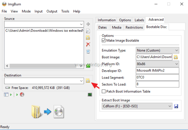 How to Edit ISO file (Modify Windows ISO Bootable Image ...