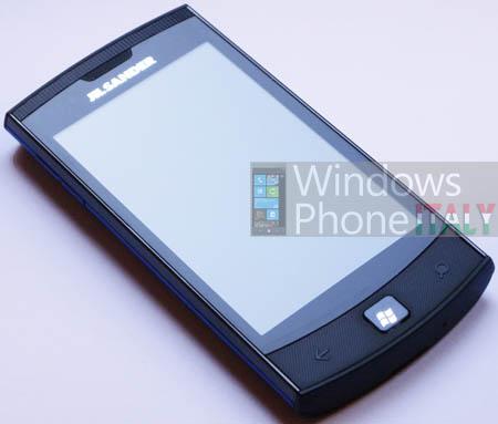 Bilder zum Jil Sander Smartphone