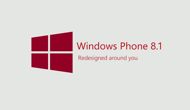 Windows Phone 8.1 (Blue)
