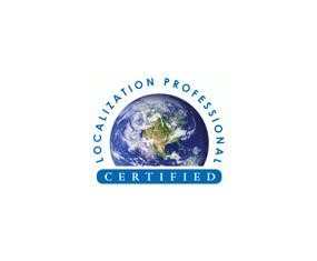 localization professional certified