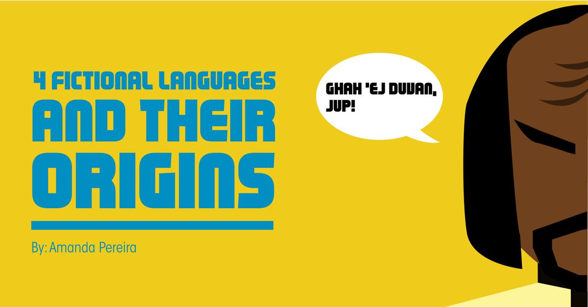 Fictional Languages