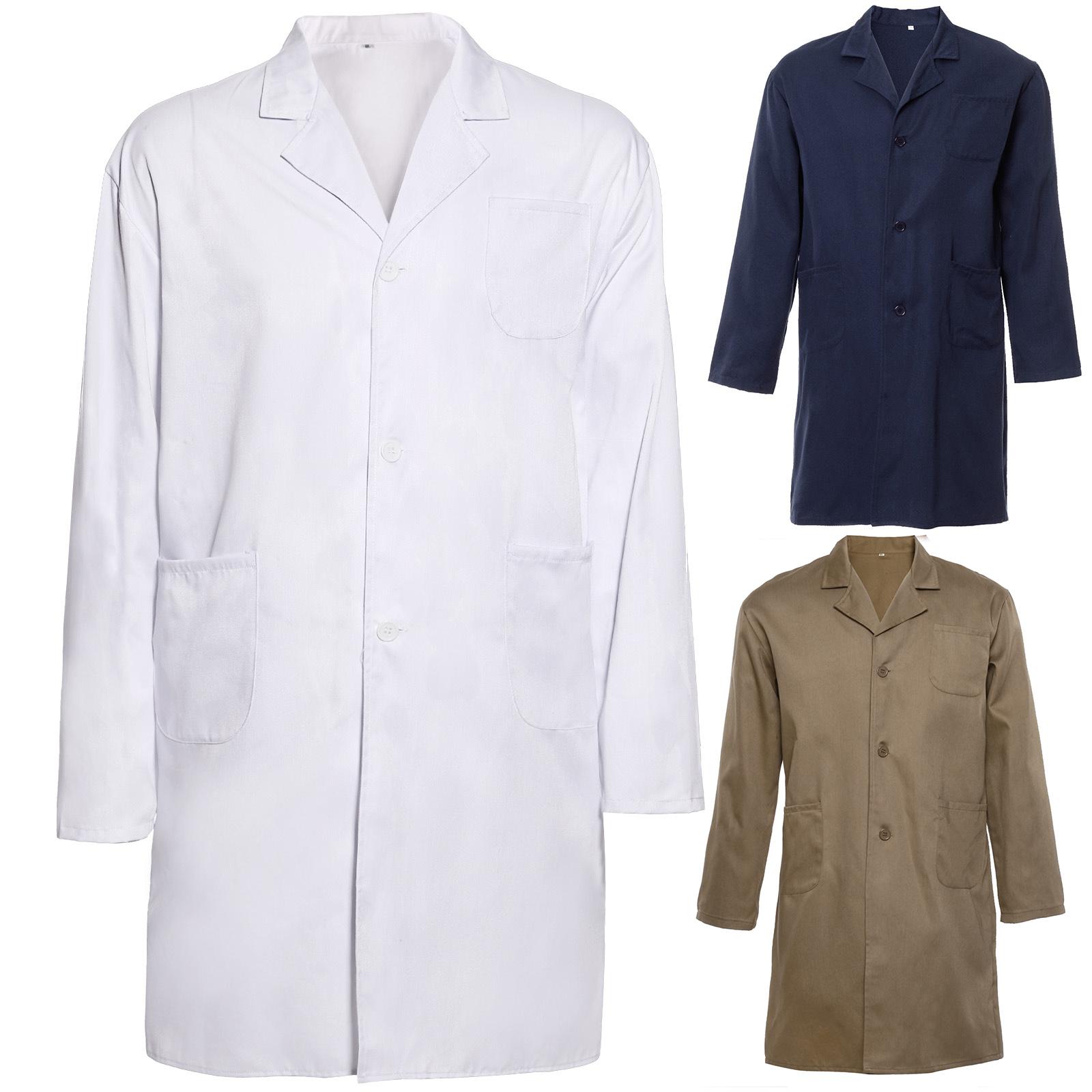 Doctor Doctors Lab Coat Scientist Halloween Fancy Dress