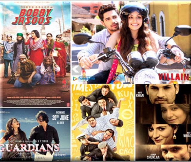 List Of Top 10 New Hindi Movies 2014