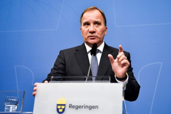 Swedish PM Lofven voted out by parliament, new government ...