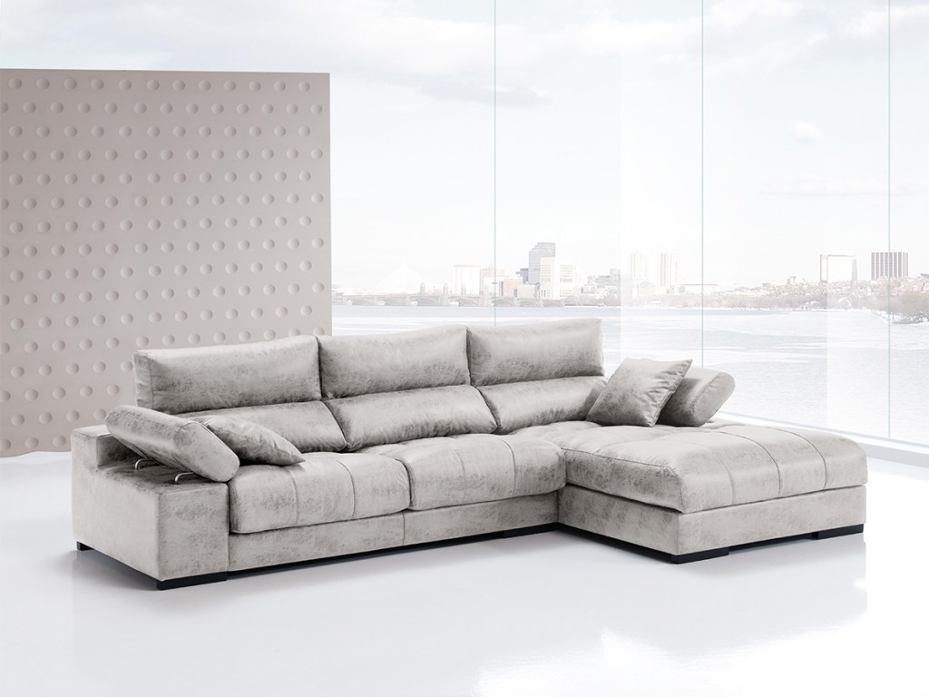 Sofá de diseño modelo GUAY