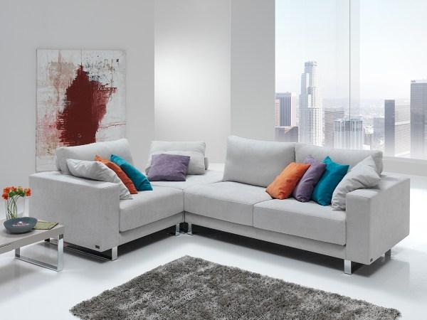 Sofá de diseño modelo ZAYRA