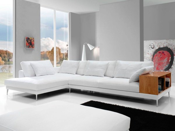 Sofá tapizado Yulian