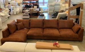 Sofá con diseño especial 2019, sofás personalizados, 19,22